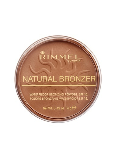 Rimmel London Natural Bronzer-Sun Bronze-Rimmel London